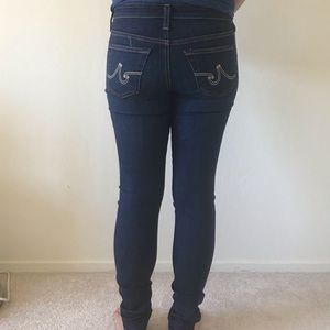 NWOT The Legging super skinny AG jeans